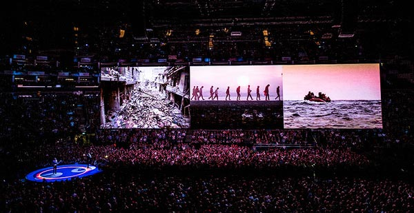 u2 London experience innocente tour 2018